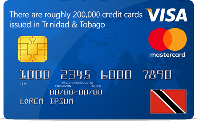 Credit Card Penetration T&T